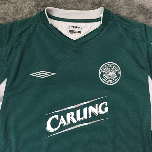 umbro celtic jersey